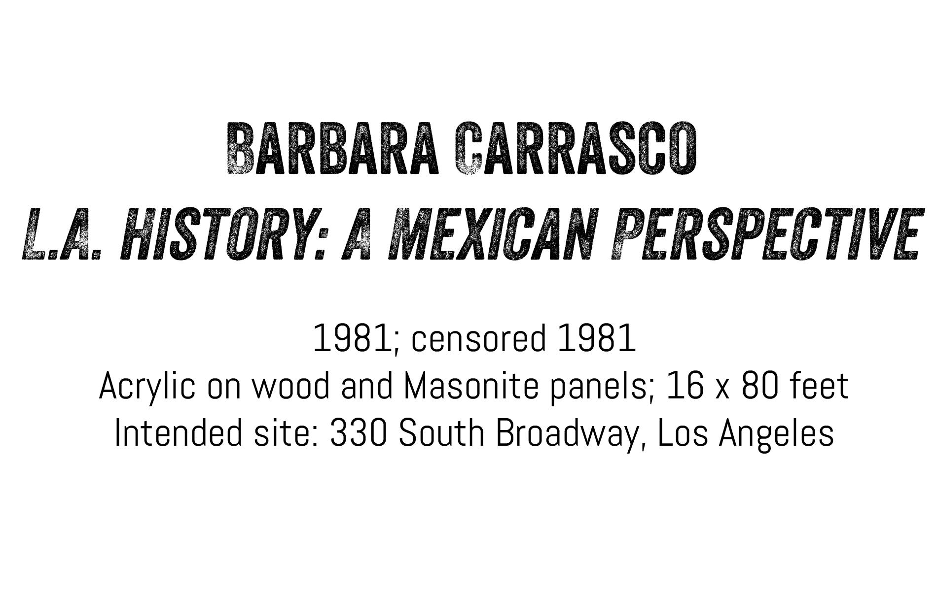 03 - Barbara Intro
